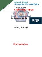 12. TFT_Pert 12_ MULTIPLEXING_Pembagian  Kanal.pptx