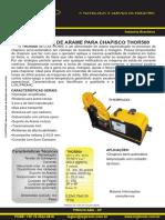 Folder Thor500 Chapisco