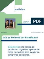 Conceptos de Estadística
