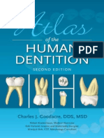 Atlas of the Human Dentition Charles