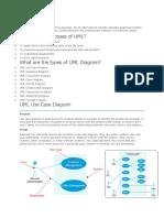 What is UML