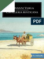 Cavalleria Rusticana - Giovanni Verga (1)