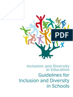 British Council Guidelines for Inclusion and Diversity in Schools