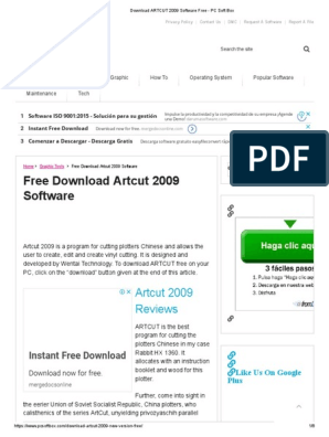 artcut 6 software free download