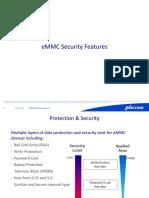 EBU EMMC Security Rev1.1 - Non Confidential