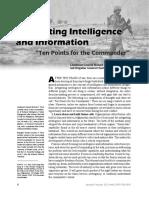 Integrating Intel & Info - Flynn - Mil Rvw_120229_art005