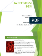 PPT Case Anemia Def. Fe Olvhan Fix