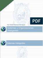 Tema 13 - Sistemas inteligentes