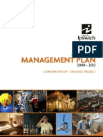Destination Management Plan