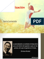 HUMANISMO (autorrealizacion).pptx
