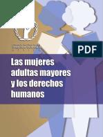 Las Mujeres Adultas Mayores y los Derechos Humanos