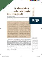 Modernidade e Identidade - Anthony Giddens