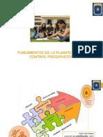 Fundamentos de La Planificacion y Control Presupuestario