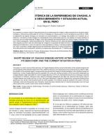 Mal de Chagas en El Perú