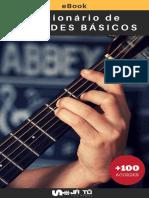 eBook Dicionario de Acordes Basicos