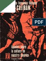 Fernández Retamar - Calibán.pdf