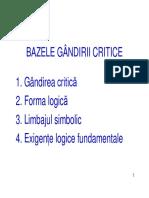 I. GÂNDIREA CRITICA.pdf