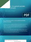 Capítulo 18 Amplificadores Operacionales