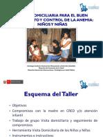 Instructivo Sobre Visita Domiciliaria FONDAM