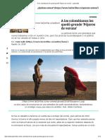 A Los Colombianos Les Quedó Grande 'Pájaros de Verano' - Las2orillas