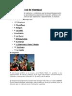 Los Bailes Típicos de Nicaragu y Comidas