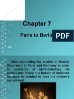 Chapter 7-Paris to Berlin