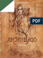 Archipielago- Reglas Castellano