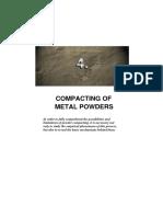 Compacting of Metal Powders (3)