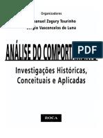 Tourinho e Luna (2010) Análise Do Comportamento