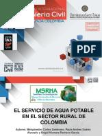 El Servicio de Agua Potable en El Sector Rural de Colombia.