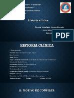 Historia Clinica Diapositivas