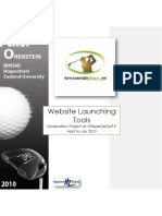 Website Launching Tools