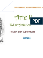 Arte II - Guía de Práctica Superior ISTP MSC 2002