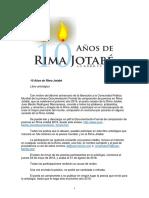 10 Años de Rima Jotabé (1)