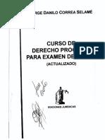 274079632 Curso de Derecho Procesal Correa Selame