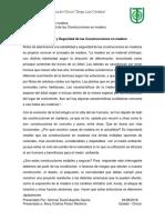 Estabilidad y Seguridad de Las Construcciones en Madera