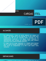 SESION N°05_CARGAS_CALCULO ESTRUCTURAL_ITEL 2016