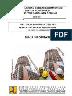 Buku Informasi Pembuatan Laporan Pengukuran