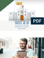 SEO 2.0 - o guia definitivo e atualizado para conquistar a primeira página no Google