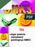 Contoh Penyajian SMK3 20 Mnt