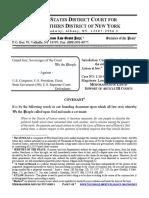 1013 Memorandum Article III Courts