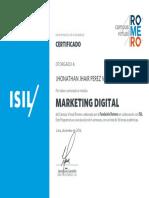 Diploma Romero ISIL-JhonathanJhair PerezVasquez