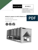 Manual de Operación OM AGSC Español