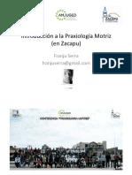 PRAXIOLOGIA MOTRIZ