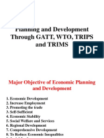 4-Planning and Development-GATT, WTO.pptx
