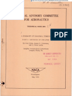 NACA Tech - A Summary of Diagonal Tension Part I - Methods of Analysis