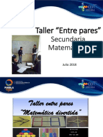 Presentación CEEO Secundaria Matematicas