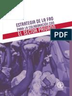 Estrategia de colaboración de la FAO con la empresa privada.pdf