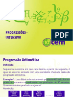 Cem Int B05 Progressão Aritmética e Geométrica