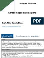 Hidraulica-revisao Mec Fluidos